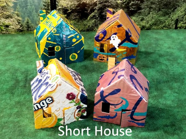 Tiny Short House