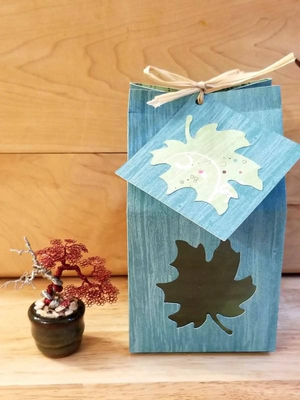 Miniature Wire Bonsai Tree L16 image 5 of 5