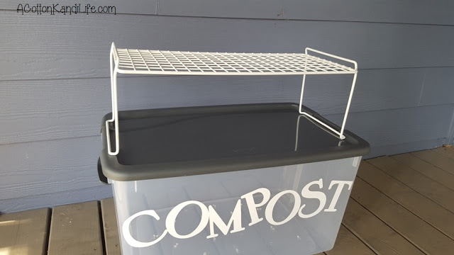 how to make a compost bin for kids