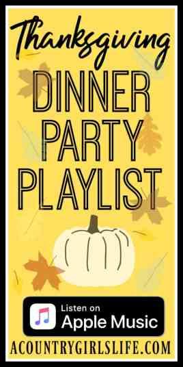 thanksgiving music playlist
