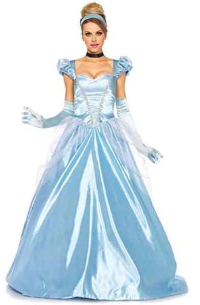 easy last minute disney costume for women on Amazon cinderella