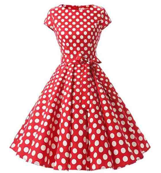 easy last minute disney costume for women on Amazon minnie mouse