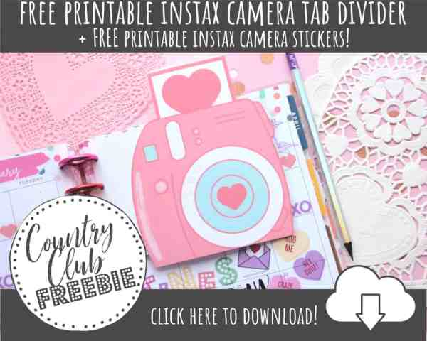 How to Make DIY Planner Tabs or Dividers For Total Planner Organization!