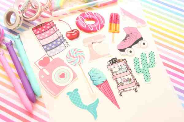 how to make stickers at home and select the best printable sticker paper for the application