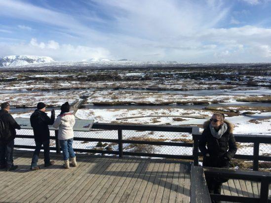 Iceland national park