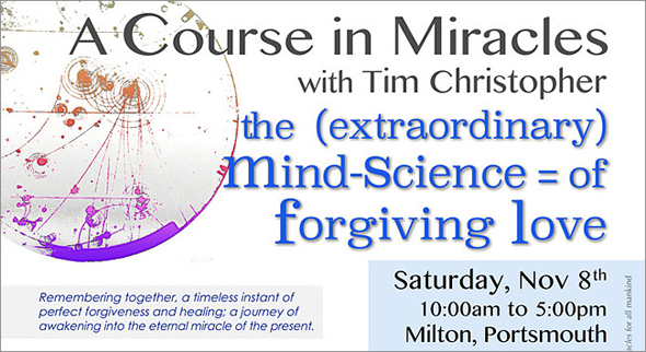 The Extraordinary Mind-Science of Forgiving Love