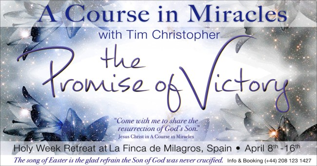 holy week retreat with tim christopher at la finca de milagros