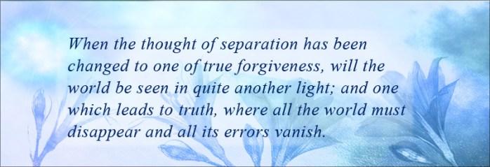 true forgiveness is illumination