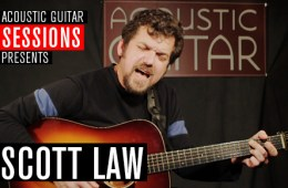 Acoustic Guitar Sessions Presents Scott Law