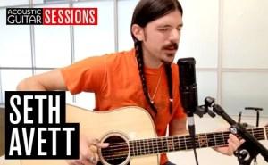 Acoustic Guitar Sessions Presents Seth Avett