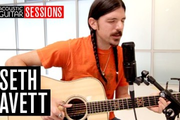 Acoustic Guitar Sessions Presents Seth Avett