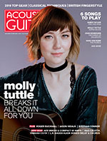 AG 320 JAN/FEB 2020 - Molly Tuttle