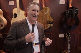 McPherson Guitars NAMM2016