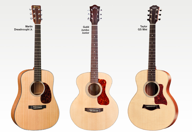 guild jumbo junior martin d jr e and taylor taylor gs mini e review acoustic guitar. Black Bedroom Furniture Sets. Home Design Ideas