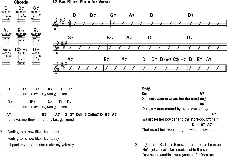 Acoustic Classic: W C  Handy's 'St  Louis Blues' – Acoustic