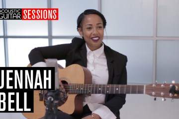 Acoustic Guitar Sessions Presents Jennah Bell