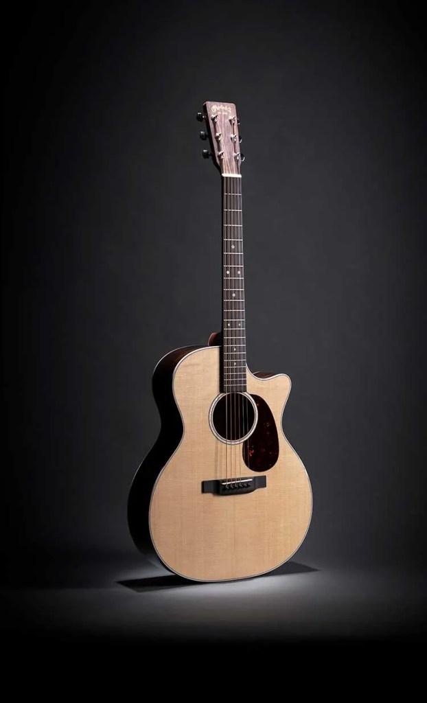 Martin GPC-13E Zircote Grand Performance Cutaway acoustic guitar