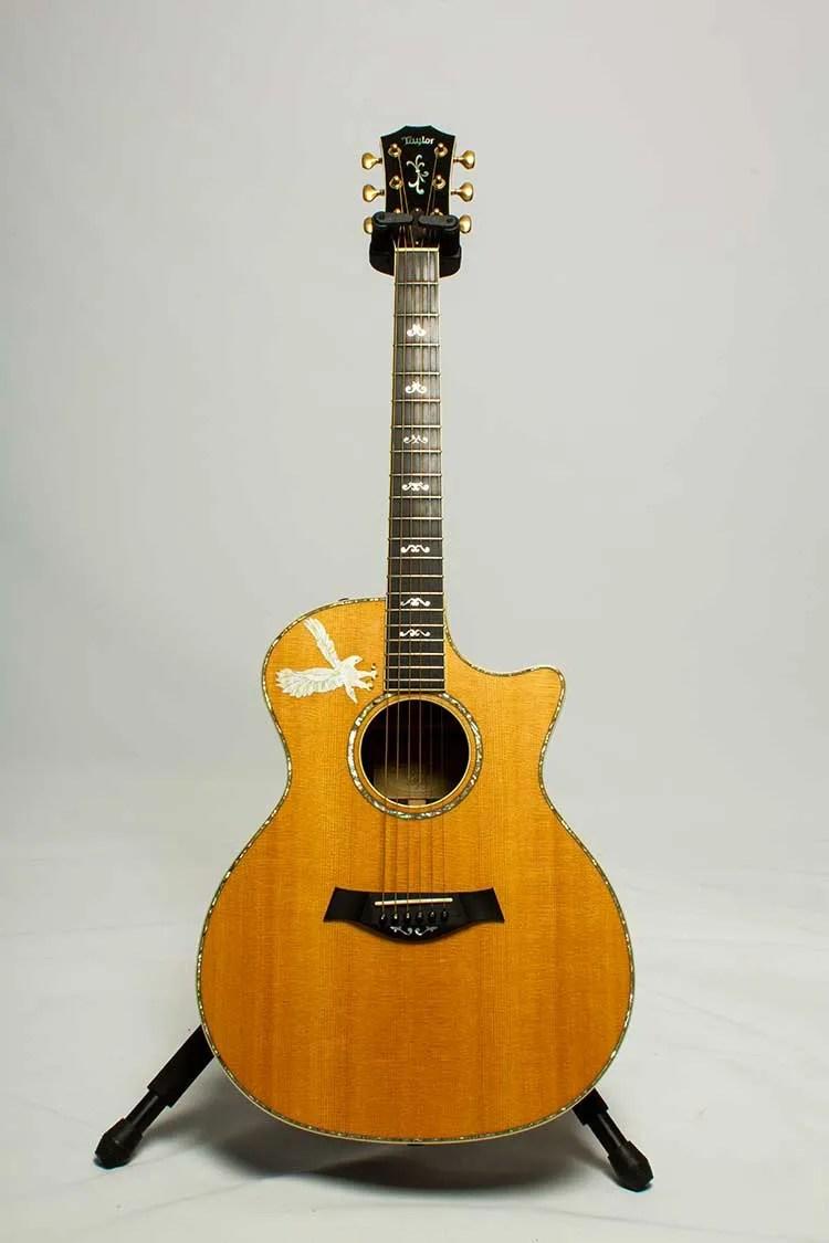 2008 Taylor 914ce Grand Auditorium acoustic guitar