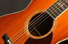 Santa Cruz HT-13 acoustic guitar