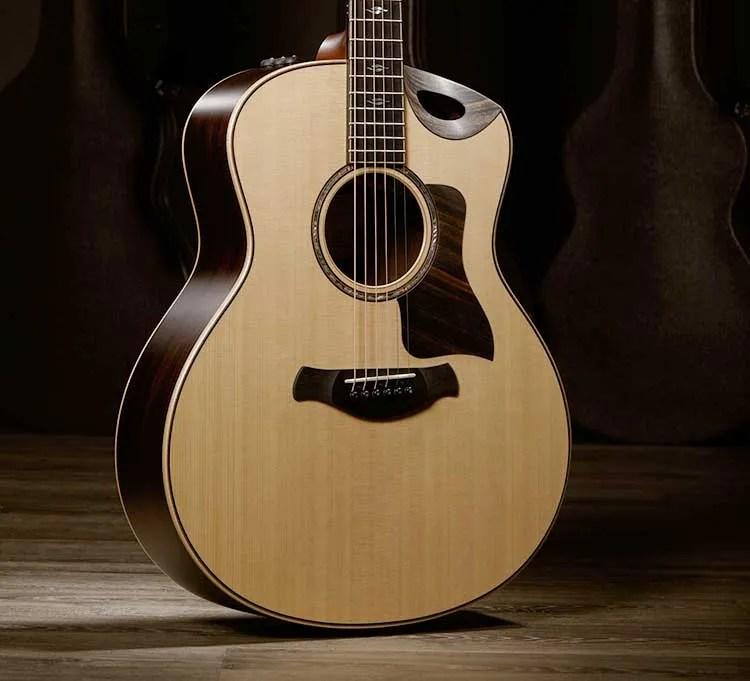 Taylor 816ce Builder's Edition acoustic guitar