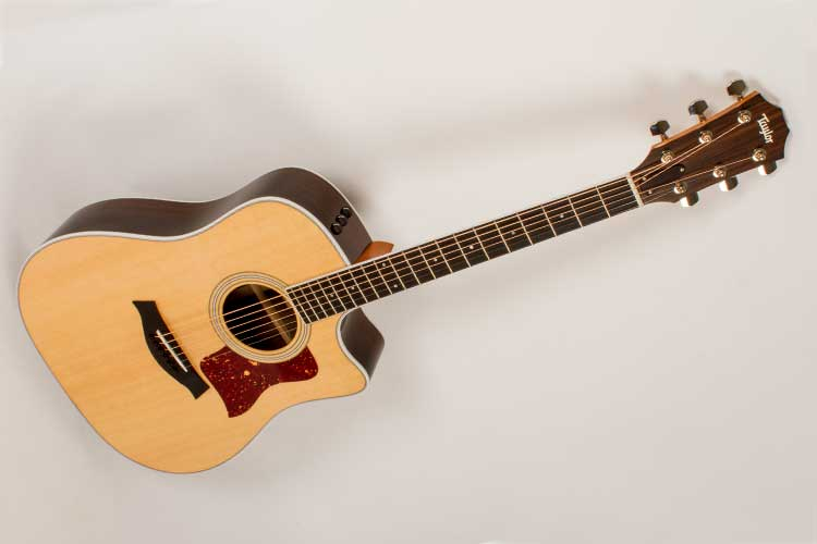 For Bob Taylor The Blending Of Tradition And Modern Appointments Innovations On His Guitars Is Second Nature Take 410ce R Example