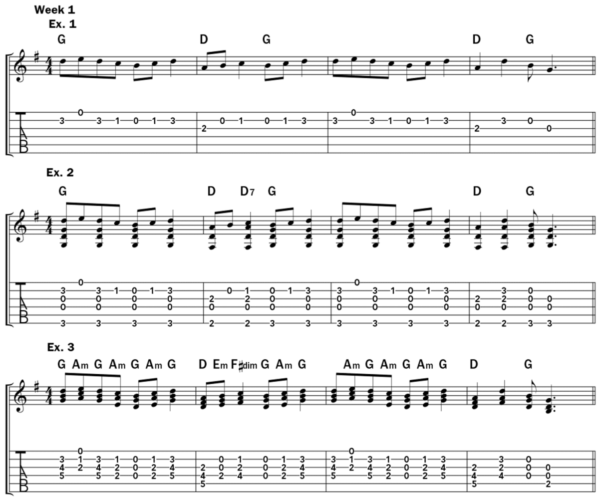 Weekly-Workout-Chord-Melody-1