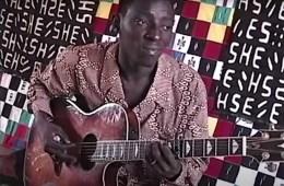 guitarist boubacar diabate