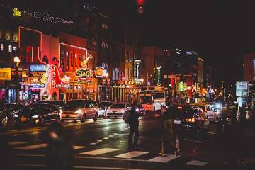 Nashville neon signs