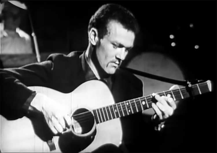 A Survey of British Fingerstyle Guitar from the 1960s to the Present