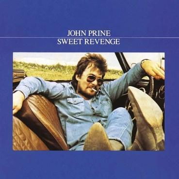"""John Prine album cover """"Sweet Revenge"""""""
