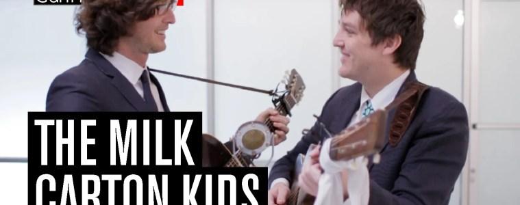 Acoustic Guitar Sessions Presents The Milk Carton Kids