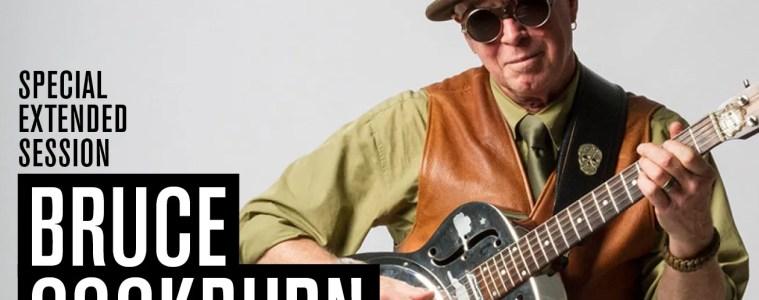 Acoustic Guitar Sessions Presents Bruce Cockburn