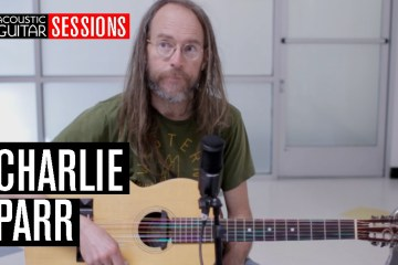 Acoustic Guitar Sessions Presents Charlie Parr