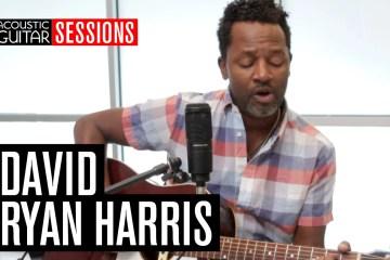 Acoustic Guitar Sessions Presents David Ryan Harris