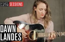 Acoustic Guitar Sessions Presents Dawn Landes