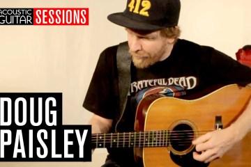 Acoustic Guitar Sessions Presents Doug Paisley