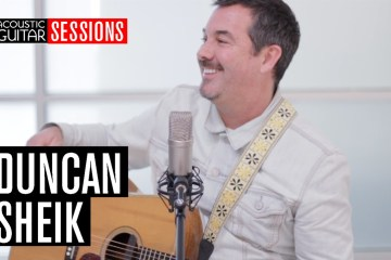 Acoustic Guitar Sessions Presents Duncan Sheik