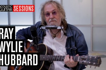 Acoustic Guitar Sessions Presents Ray Wylie Hubbard