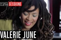 Acoustic Guitar Sessions Presents Valerie June