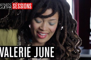 Acoustic Guitar Sessions Presents Valerie June