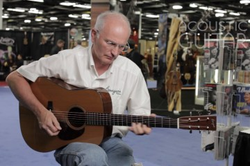 Scott Fore Acoustic Guitar Session NAMM 2016