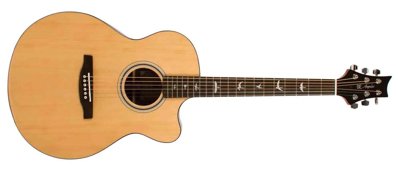 review prs new angelus se a30e sustains interest acoustic guitar. Black Bedroom Furniture Sets. Home Design Ideas