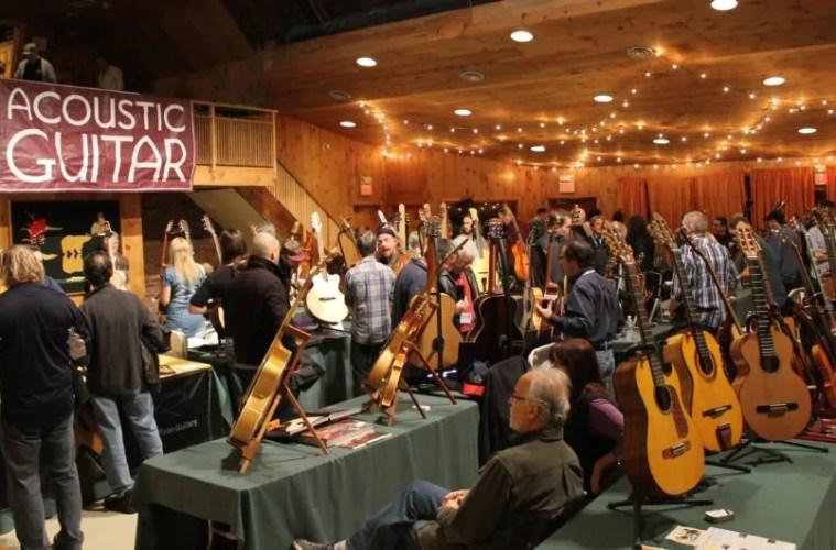 woodstock invitational luthier showcase 2017