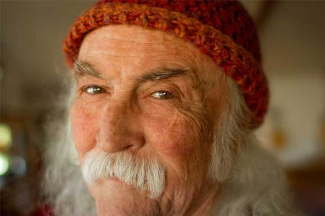 David Crosby—A Life Acoustic, His Story as Seen Through the Prism of His Guitars