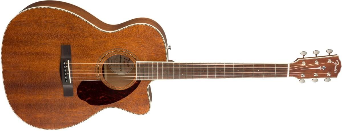 Fender PM-3 All-Mahogany NE Triple-0