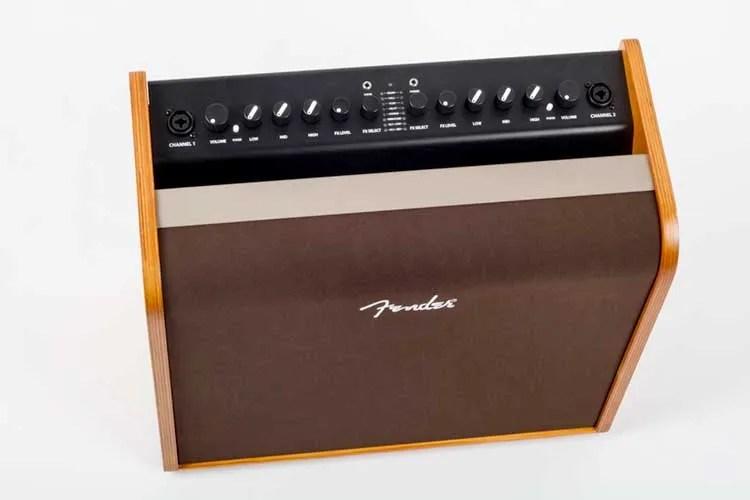 Fender Acoustic 200 Amp Review Acoustic Guitar