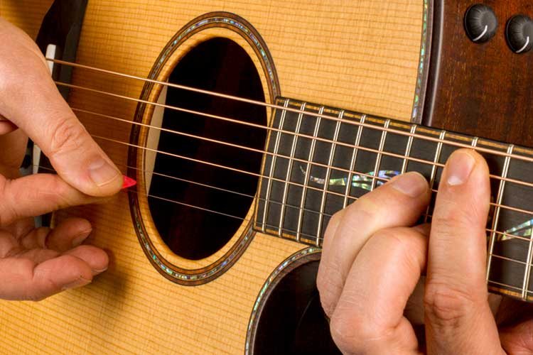 video lesson building solos around chord shapes acoustic guitar. Black Bedroom Furniture Sets. Home Design Ideas