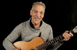 Paul Mehling acoustic guitar lesson learn to play fast by practicing slowly