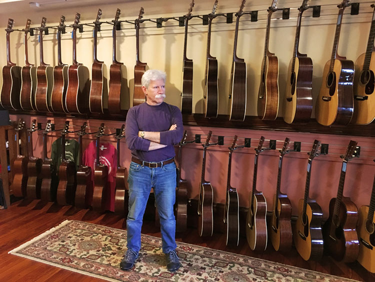 makers shakers inside fred oster s world class vintage fretted instrument collection. Black Bedroom Furniture Sets. Home Design Ideas