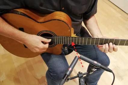 Recording Acoustic Guitar: 6 Key Tips & Techniques — Omari MC